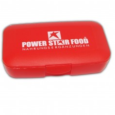PSF PILL MASTER - Tabletten Kapsel Box - Powerstar Food