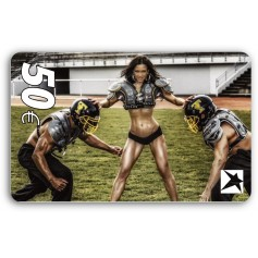 Gutscheincard Woman - 50 EUR