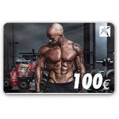 Gutscheincard Man - 100 EUR