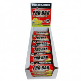 PRO BAR - 18 Riegel á 40 g - POWERSTAR FOOD