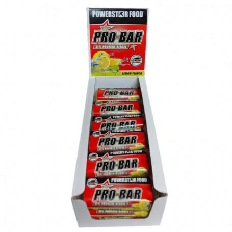 PRO BAR - Barre de Protéine 18 á 40 g - POWERSTAR FOOD