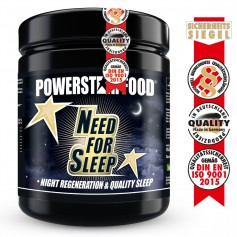 NEED FOR SLEEP - 450 g