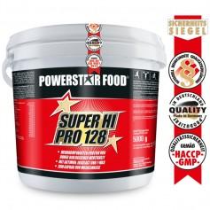 SUPER HI PRO 128 - Mehrkomponenten Protein - 5000 g Eimer
