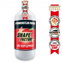 SHAPE FACTOR - L-Carnitin Liquid Konzentrat - 500 ml