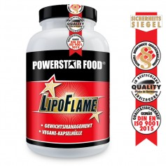 LIPOFLAME - Carb- & Fat Blocker 150 Gélules