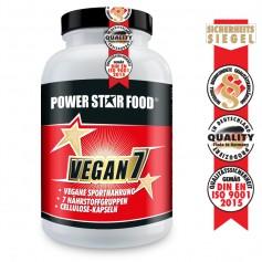 VEGAN 7 - Essentiell für Veganer - 150 Kapseln
