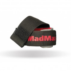 MAD MAX PIN PWR STRAPS -  Latzug Zughilfe für Kraftsport