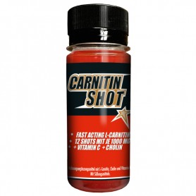 CARNITIN SHOT - 1 Shot à 60 ml