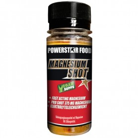 MAGNESIUM SHOT - Trinkflasche - 1 Shot à 60 ml