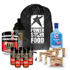 Festival Survival Kit von Powerstar Food