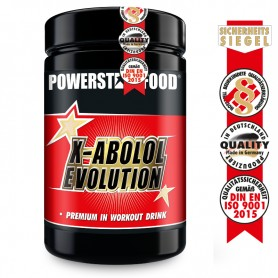X-ABOLOL EVOLUTION - In Workout Aminosäuren Komplex - 600 g