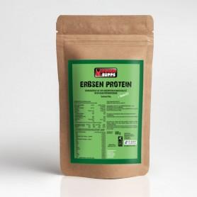 100% Erbsenprotein Isolat ohne Süßungsmittel & Aromen