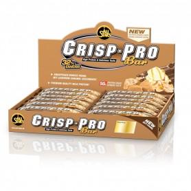 CRISP PRO BAR - Boîte de 24 barres à 50 g