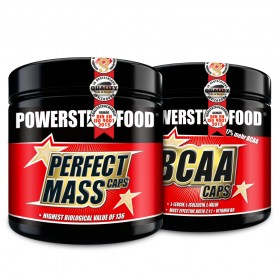MUSCLE PACK - Pre- & Post Workout - 800 Gélules