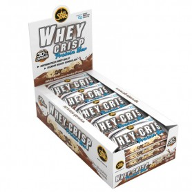 WHEY CRISP PROTEIN  BAR - 25 Protein Riegel à 50 g Chocolate