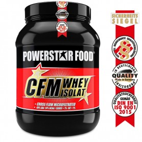 CFM WHEY ISOLAT- protéine la plus pure