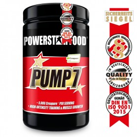 PUMP 7 - Performance Booster - 1125 g