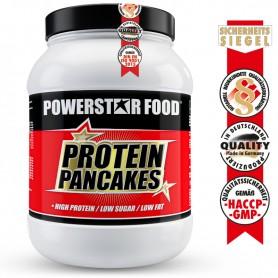 Leckere Protein Pancakes mit 70% weniger Zucker