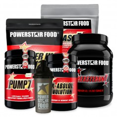 MESO PRO PACK pour Gainer normal