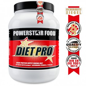 DIET PRO - Diät Protein - 1000g Pulver