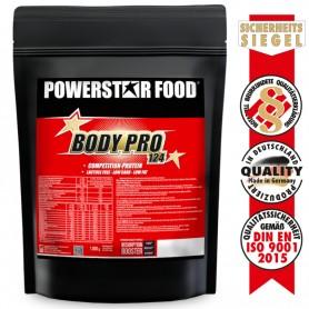 BODY PRO 124 - Wettkampfprotein - 1000 g