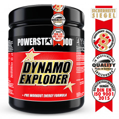 DYNAMO EXPLODER - Pre Workout Booster - 500 g