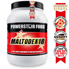MALTODEX 18 - Maltodextrin Pulver - 1500 g