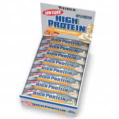 LOW CARB HIGH PROTEIN BAR 40% - 24 Riegel à 50 g