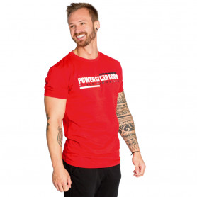 T-SHIRT Performance men - rot