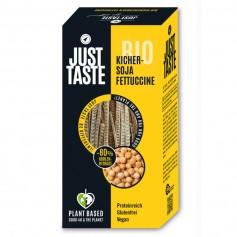 FETTUCCINE POIS CHICHES BIO - Pâtes bio - 250g - Just Taste