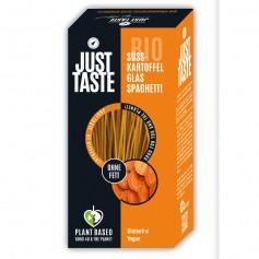 spaghetti de patate douce bio - pâtes bio - 250g - Just Taste
