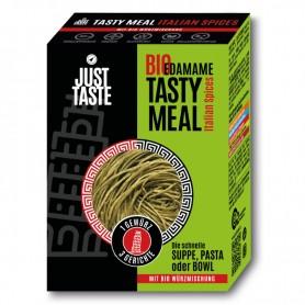 BIO-EDAMAME TASTY MEAL - Italian Spices - 54g - Just Taste