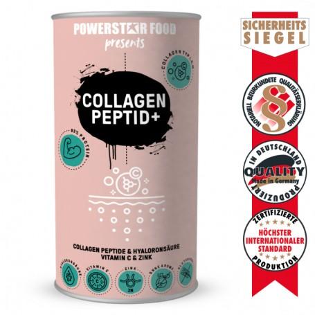 COLLAGEN PETID+ - Bioaktive Kollagenpeptide - 500 g