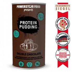 PROTEIN PUDDING - Eiweiß Pudding - 420 g Pulver