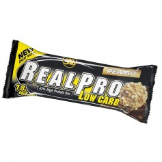 REALPRO LOW CARB - 50 g Protein Riegel